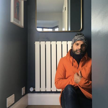 Bhavin Taylor's Electric London Apartment