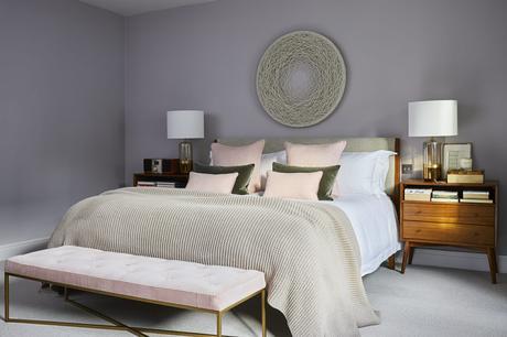 bedroom designed by Bhavin Taylor
