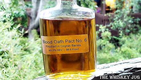 Blood Oath Pact 6 Details