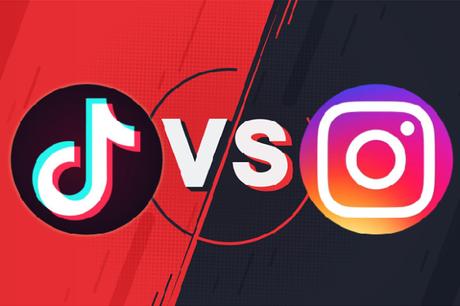 TikTok vs Instagram – The Main Battle of 2020