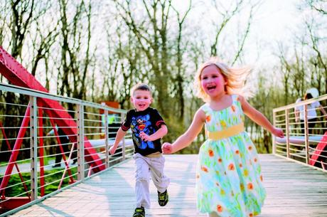 4 Activities to Get Your Kids Moving
