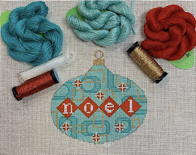 May's Trunk Show is at Labors of Love Needlepoint!