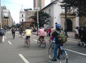 Ciclovía: Closing Major Roads Sundays Bicycle Pedestrian Traffic