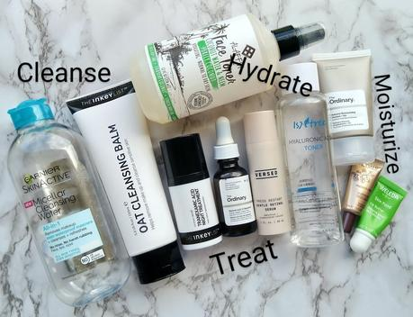 Guideline for a simple skincare routine for beginners Part 2