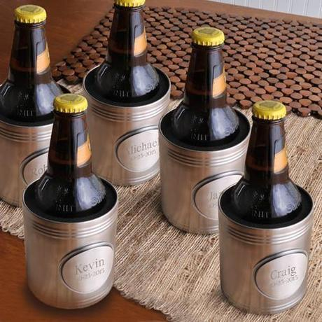 Drinking Gifts For Your Wedding Party from Groovy Groomsmen