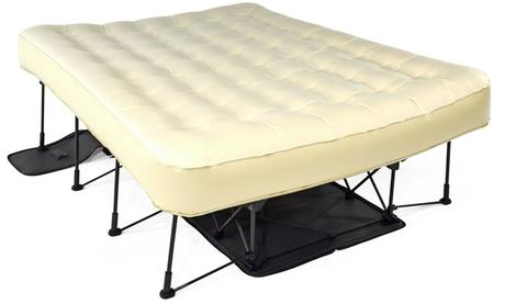 Top 5 Air Mattresses With Frames and Inflatable Mattress Frames