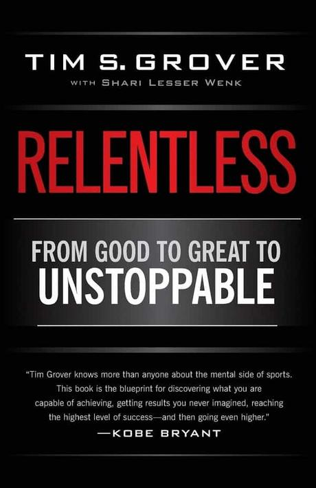 Relentless by Tim Grover Book Review