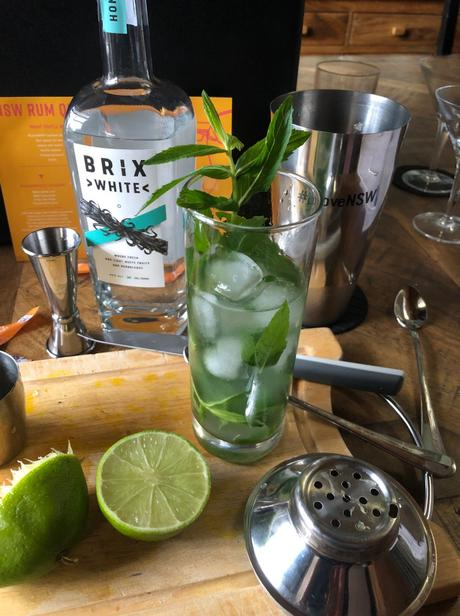 Quarantini Cocktails – using rum from New South Wales distillers