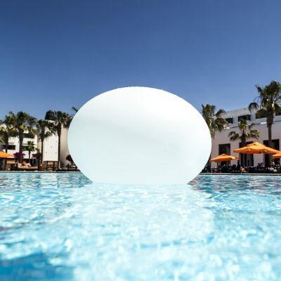 Big Flatball Bluetooth LED Indoor/Outdoor Lamp
