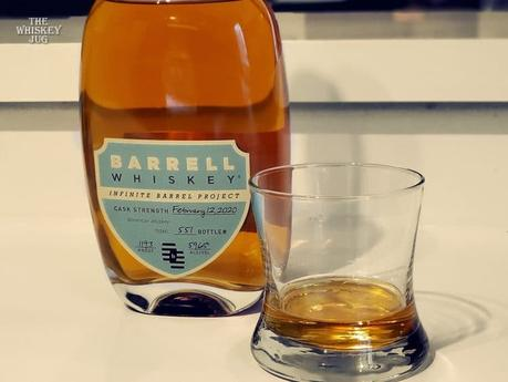 Barrell Whiskey Infinite Barrel Feb 12 2020