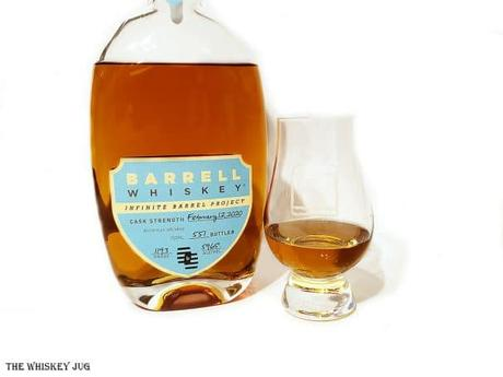 Barrell Whiskey Infinite Barrel Feb 12 2020 olor
