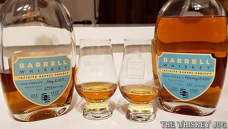 Barrell Whiskey Infinite Barrel Feb 12 2020 Details