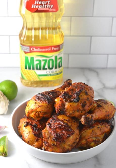 Pollo Asado (Latin Marinated Grilled Chicken)