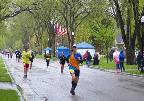 The 15th Fargo Marathon (ND)