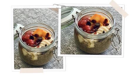 Chia Seed Pudding Tanvii.com
