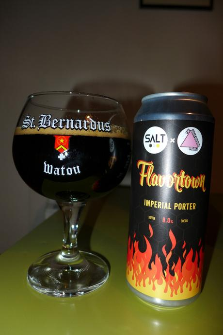Tasting Notes: Salt: The Queer Brewing Project: Flavourtown