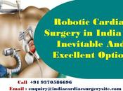 Robotic Cardiac Surgery India Inevitable Excellent Option