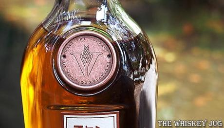 Virginia Distillery Courage and Conviction Single Malt Details