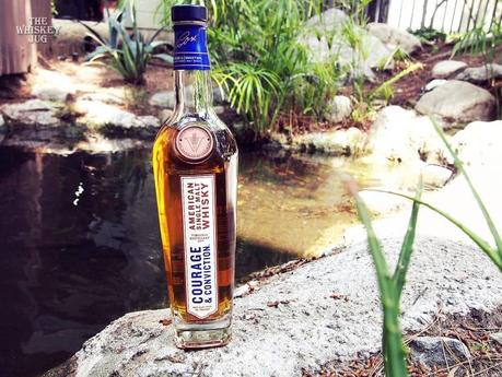 Virginia Distillery Courage and Conviction Single Malt