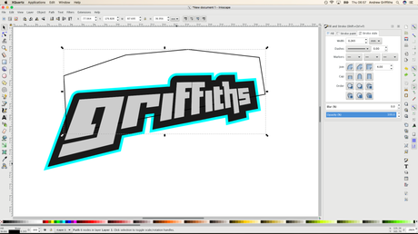 Inkscape – Text Effects