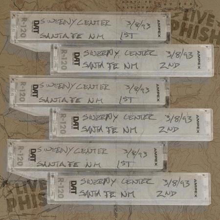 Phish: new archival release Santa Fe '93