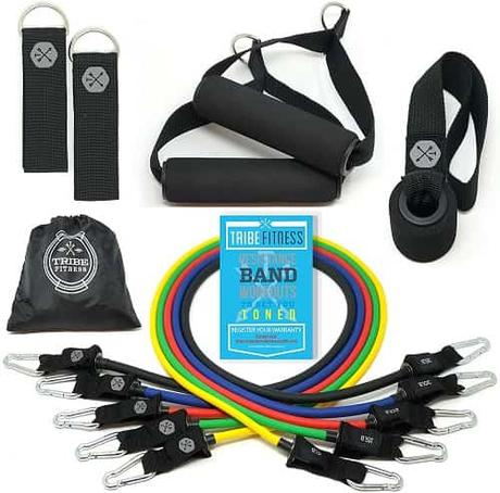 Best Resistance Bands with Handles