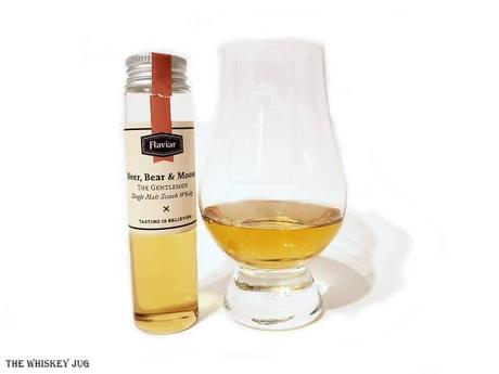 Warm, complex and elegant, this is a sipping whisky through and through.