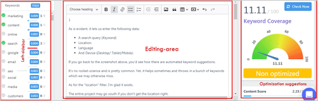 SimilarContent Content Optimizer