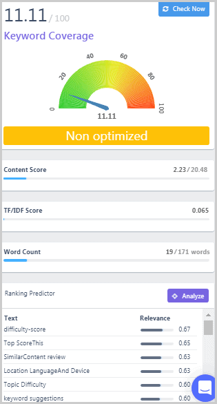 SimilarContent Review: Is It Best SEO Content Optimization Tool?