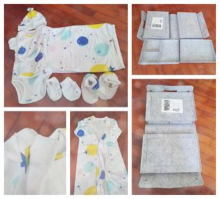 Oeteo: Baby's First Set of Clothes