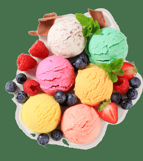 Top 8 keto and low-carb ice cream and topping recipes