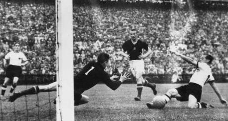 Backpacking Football Geek: Who Won the 1946 World Cup?