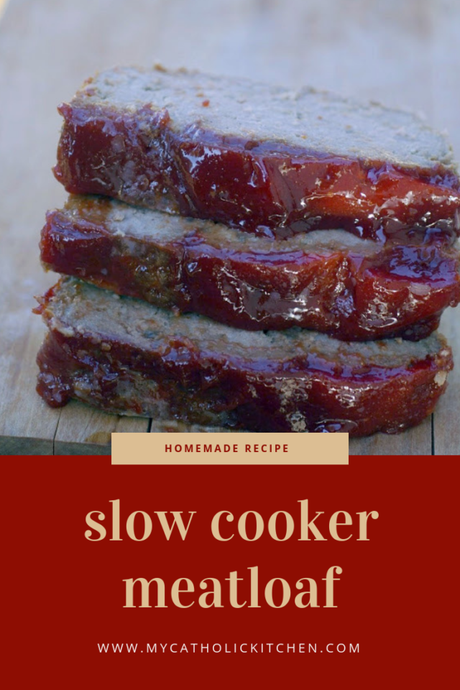 Slow Cooker Sunday: Barbecue Meatloaf