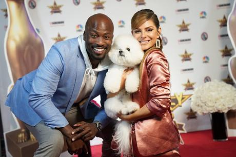 Maria Menounos Beverly Hills Dog Show Paws For Reaction