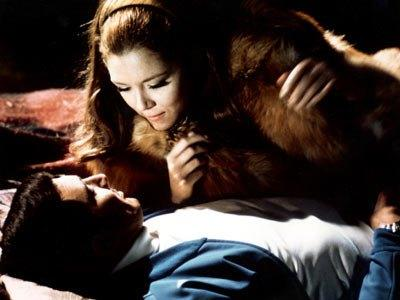 De-Evolution of James Bond: On Her Majesty's Secret Service