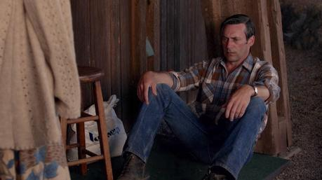 Mad Men, 1970 Style – Don's Finale Flannel