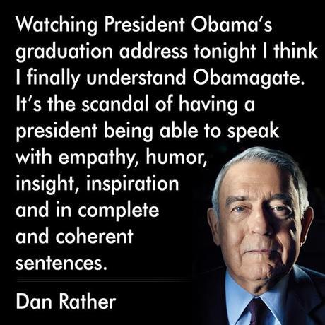 Barack Obama's Inspiring Commencement Speeches
