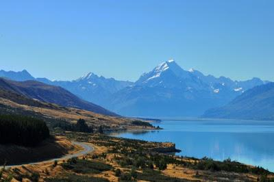 IN NEW ZEALAND DURING THE COVID-19 PANDEMIC,  Part 2:  MOUNT COOK NATIONAL PARK, Guest post by Caroline Hatton