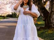 Rock White Dress, Style Swap Tuesdays (link