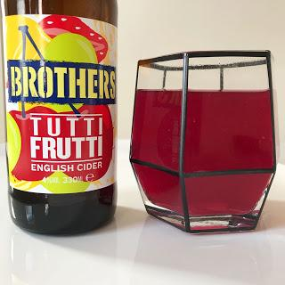 Brothers Marshmallow & Tutti Frutti Cider Review
