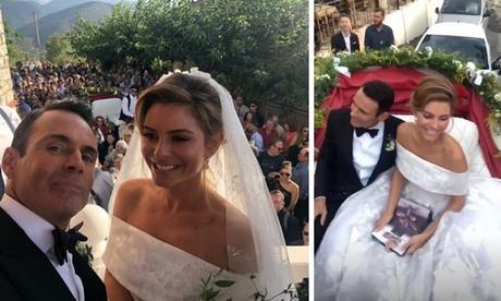 5 Simple Celebrity Bridal Hairstyles