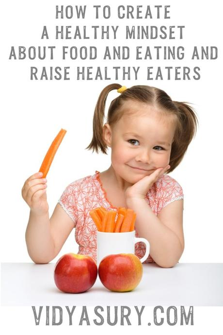 11 positive approaches to raise healthy eaters
