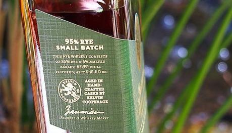 Rabbithole Boxergrail Rye Whiskey SideLabel