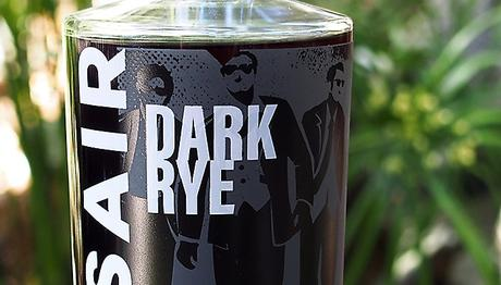 Corsair Dark Rye Top Label