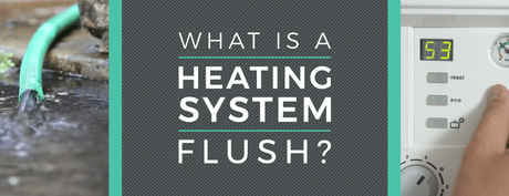 bh heating system flush banner