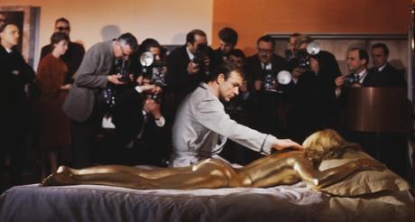 Goldfinger Proves James Bond Has the Midas Touch