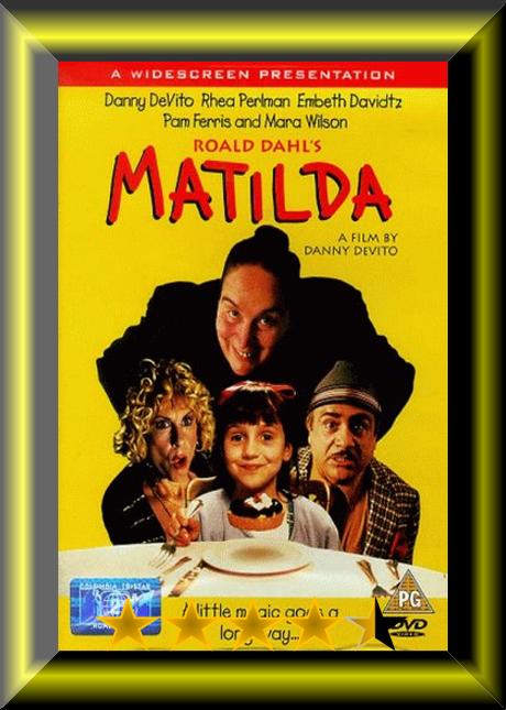 Matilda (1996) Movie Review