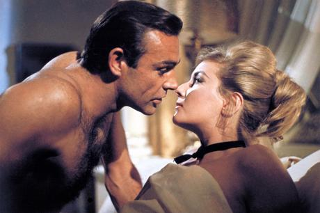 De-Evolution of James Bond: From Russia with Love