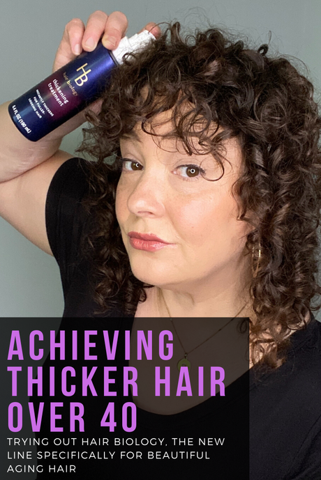 Achieving Full & Fabulous Hair Over 40: a Hair Biology Review