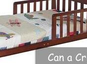Crib Mattress Toddler Bed?